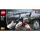 Lego Techic 42057 - Elicottero ultraleggero