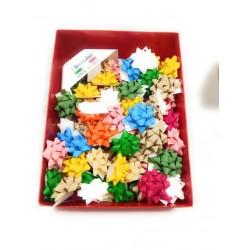 100 Stelle Adesive - Colori Assortiti