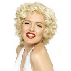 Parrucca Marylin Monroe