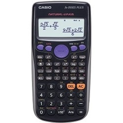 Calcolatrice Elettronica Scientifica - Casio Plus