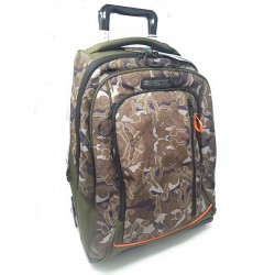Zaino Trolley 3 Ruote Sketch Key Camo