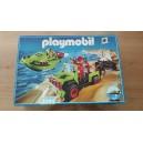 Playmobil 3041 - Motoscafo e Fuoristrada
