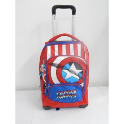 Zaino Trolley Capitan America - Marvel