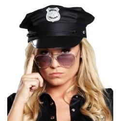Cappello da Poliziotta per Carnevale