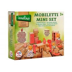 Mobiletti Mini Set - Legnoland