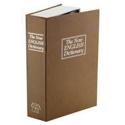 Cassetta di Sicurezza a Forma di Libro - Book Safe