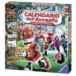 Calendario dell'Avvento, Salva il Natale - Ravensburger
