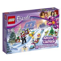 Lego Friends - 41326 - Calendario dell'Avvento