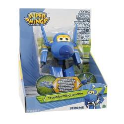Super Wings Personaggio Trasformabile Articolato - Jerome