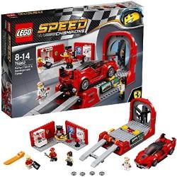 LEGO Speed 75882 - Champions Ferrari FXX K e Galleria del Vento