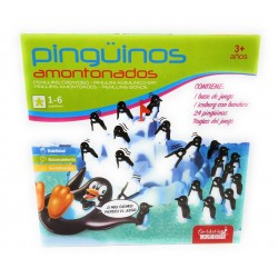 Gioco dei Pinguini e dell' Iceberg Affollato