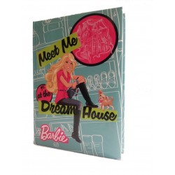 Diario Barbie 2013 2014 Dream House