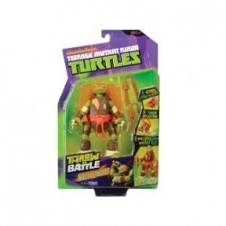 Ninja Turtles Throw and battle Michelangelo