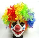 Parrucca Afro Da Clown
