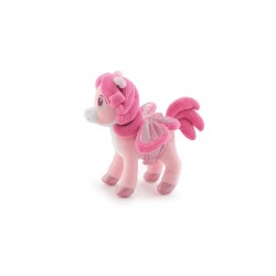 Mini Pegaso Peluche Rosa-Trudi