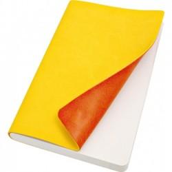 Taccuino Copertina Morbida Tascabile Giallo/Arancio Reflexa