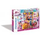 Puzzle Winx 250 pz. - Clementoni