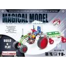 Costruisci Trattore con rimorchio - Magical Model