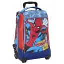 Zaino Trolley Spiderman Limited Ed. Panini