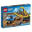 Camion e Scavatore - Lego