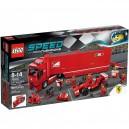 Camion Trasportatore Scuderia Ferrari - Lego
