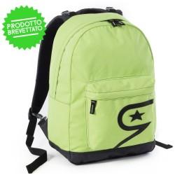 Zaino Verde Fluo Pro - Seven