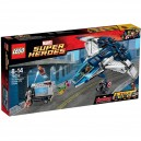 The Avengers Quinjet City Chase - Lego 76032
