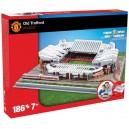 Nanostad 3D Stadium Puzzle Old Trafford - Giochi Preziosi