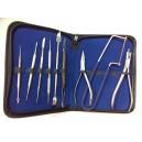 Kit Strumenti Laboratorio Odontotecnico (set completo)