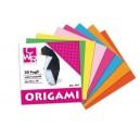 Carta Origami - Colori Assortiti (20 fogli - cm 14x14)