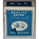 Vintage da collezione anni '70 Introvabili Spilli in acciaio dolce Leone 25g