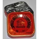 Spilli in acciaio temperato CGM Domus 25 g. Vintage da collezione anno 60'