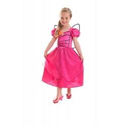 Barbie Mariposa Costume di Carnevale 8-10 anni
