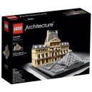Lego Architecture - Louvre 21024