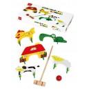 Dal Negro 53789 - Mini Golf con gli Animali