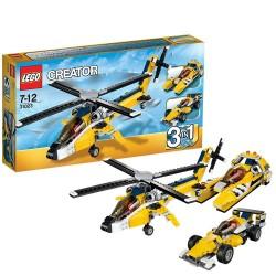 LEGO Creator 31023 - Bolidi Gialli