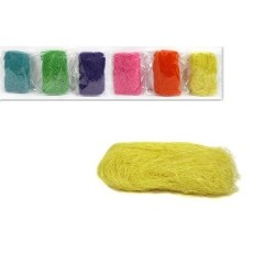 Raffia gr. 30 Colori Vari