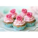 60 Pirottini per Cupcake Floreali