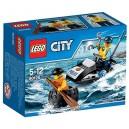 LEGO City 60126 - Fuga con i Pneumatici