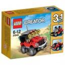 LEGO Creator 31040 - Bolidi del Deserto