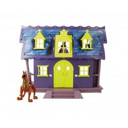 Scooby Doo, La Casa Del Mistero con Trabocchetti, Personaggio Incluso - Giochi Preziosi