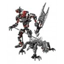 Lego Bionicle 8924 - Maxilos And Spinax