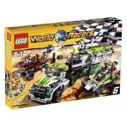 LEGO World Racers 8864 - Il Deserto della Distruzione