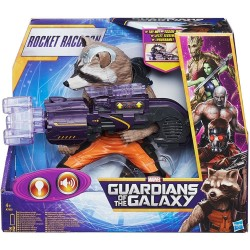 Rocket Racoon - Marvel Guardians Of The Galaxy