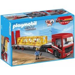 Playmobil 5467 - Veicolo per Trasporto Eccezionale