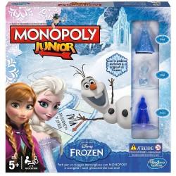 Monopoly Frozen Junior - Hasbro