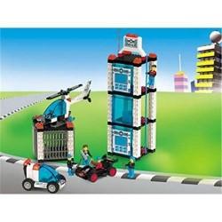 Lego 4611 Jack Stone - Stazione di Polizia