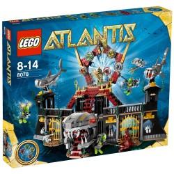 LEGO 8078 Atlantis - Il Portale Di Atlantis