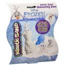 Kinetic Sand - Sabbia Modellabile - Disney Frozen