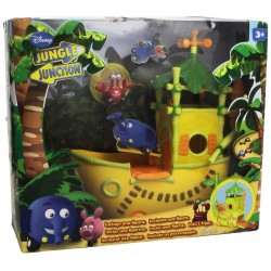 Granchiotaxi Jungle Junction - Disney Famosa